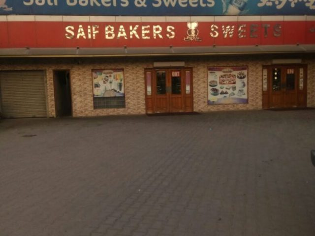Saif Bakers and Sweets Abbottabad