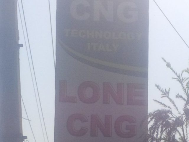 Lone CNG Haripur